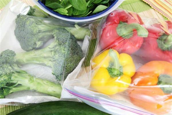 Nên chọn mua rau củ quả đóng gói kỹ lưỡng