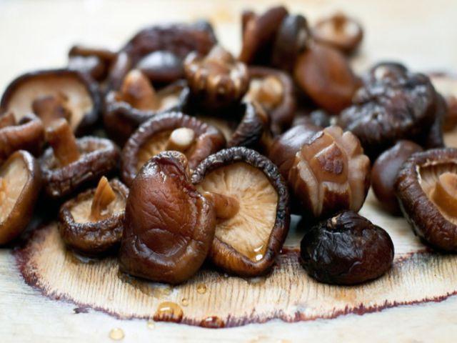 Bổ sung nấm hương vào thực đơn