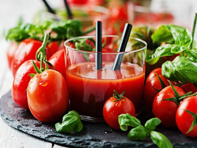 Cà chua đẹp da và tốt cho sức khỏe