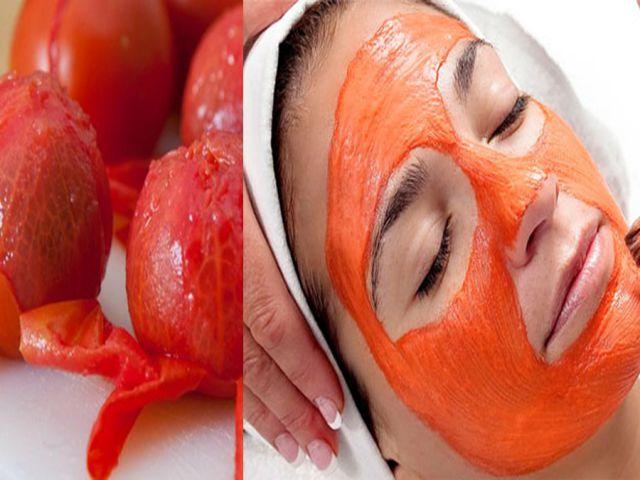 Đừng bỏ qua mặt nạ cà chua