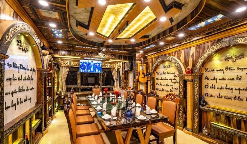 Nhà Hàng Dương Quán là nhà hàng nổi tiếng TPHCM