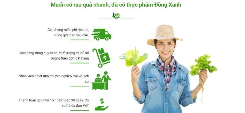 Đồng Xanh là đối tác hàng đầu của Sân Golf Tân Sơn Nhất