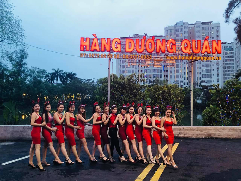 Hàng Dương Quán quận 4
