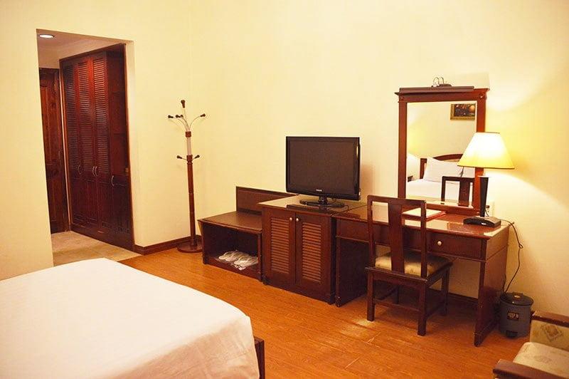 Khách sạn Ngọc Lan tiện nghi