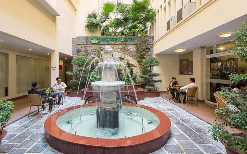 Khách sạn Victory với cơ sở vật chất hiện đại