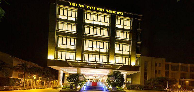 TT Hội nghị tiệc cưới 272 là nơi chuyên đặt tiệc cưới, hội nghị...