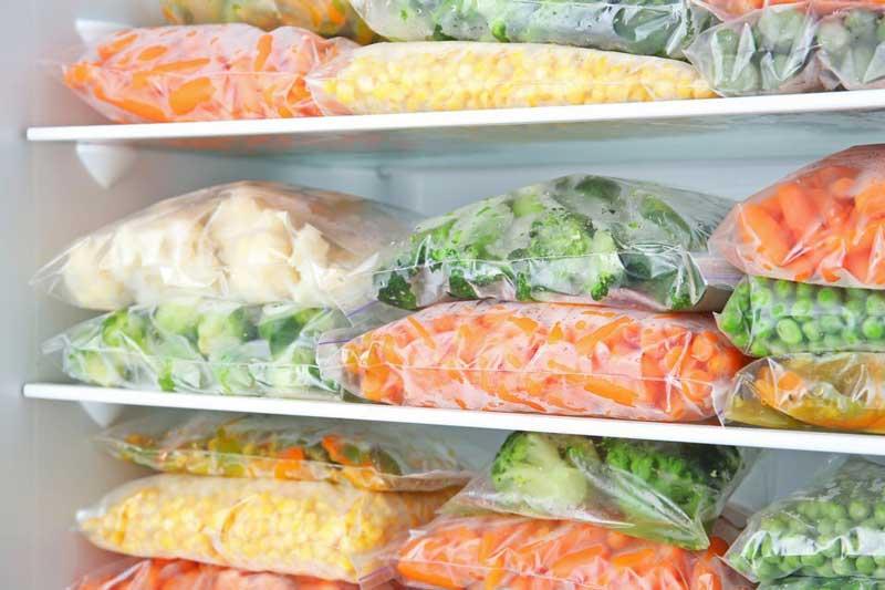 Với từng loại rau sẽ bảo quản khác nhau