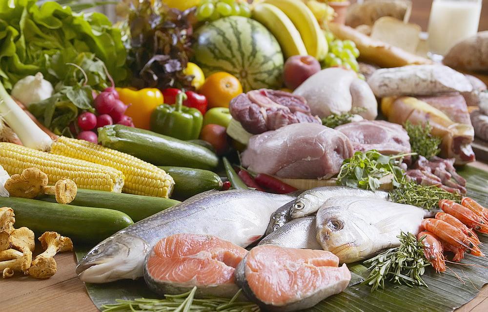 Tìm hiểu nguyên liệu thực phẩm là gì?