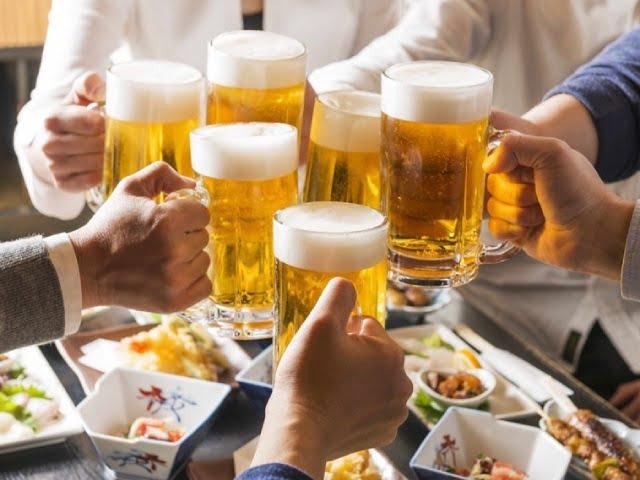 Tránh xa các loại đồ uống chứa cồn